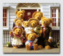 Upstairs Downstairs Bears