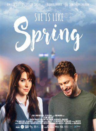 She is Like Spring (Sy Klink Soos Lente)