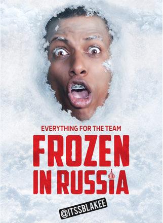 Frozen in Russia (Congelado en Rusia)