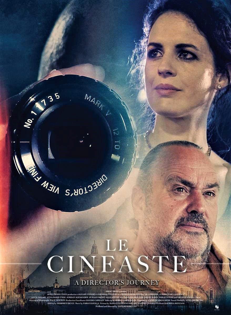 Le Cineaste, A Directors Journey