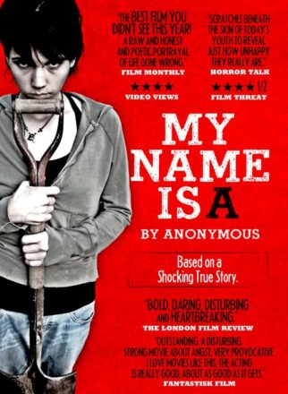 """My Name is """"A"""" By Anonymous"""
