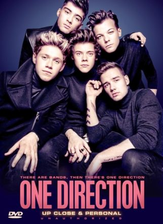 One Direction – Up Close and Personal