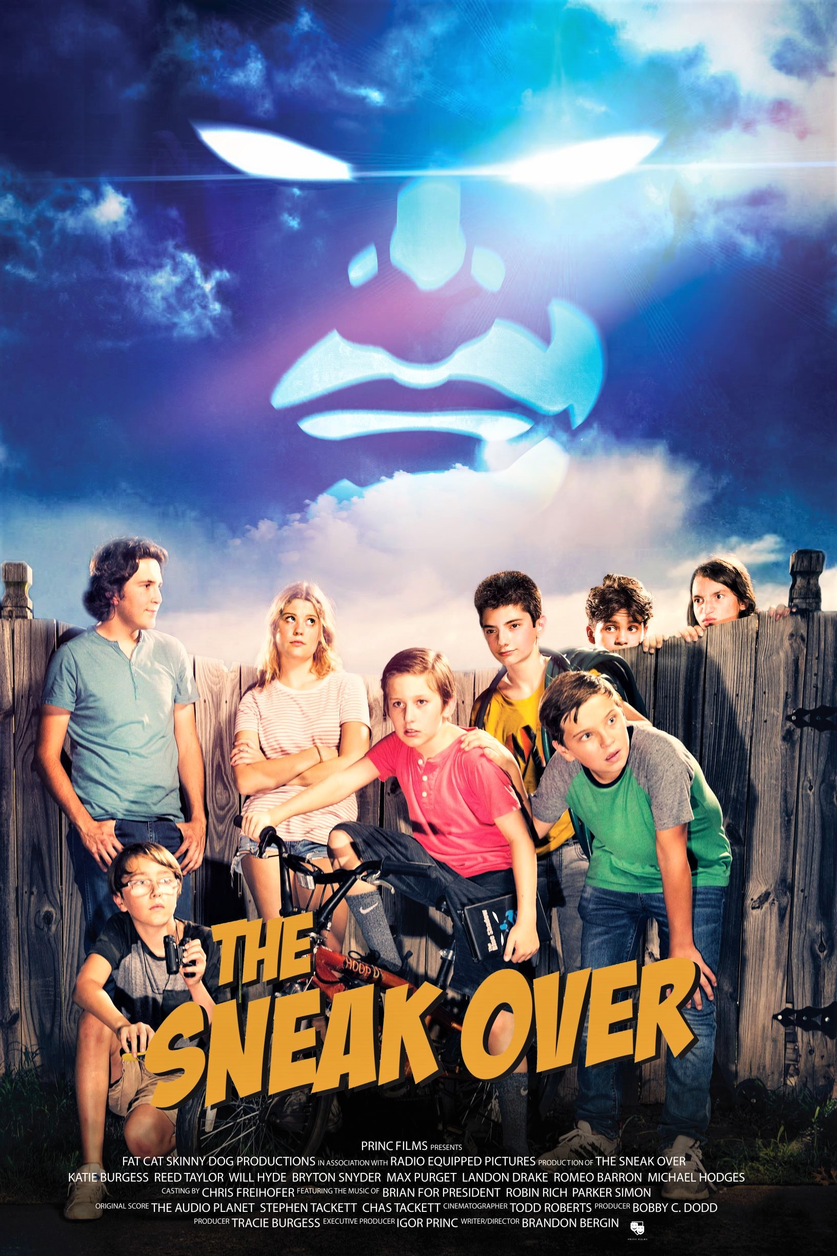 The Sneak Over (2020) WebRip 720p Dual Audio [Hindi (Voice Over) Dubbed + English] [Full Movie]
